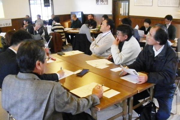 大湫町コミュニティ推進協議会について 事業内容